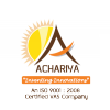 ACHARIYA TECHNO SOLUTIONS(INDIA) PRIVATE LIMITED